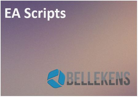 Geert Bellekens VBScript Library for Sparx enterprise Architect